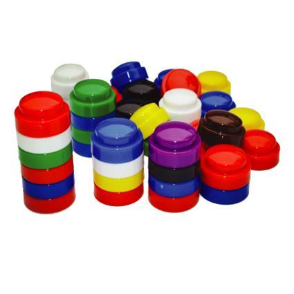10 Colour Small Helmet (500pcs)