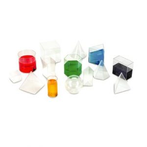 3D OH Geo Solids