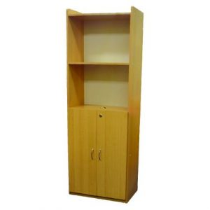 4 Level Shelf with Door