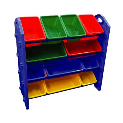 4 Tier Toys Storage