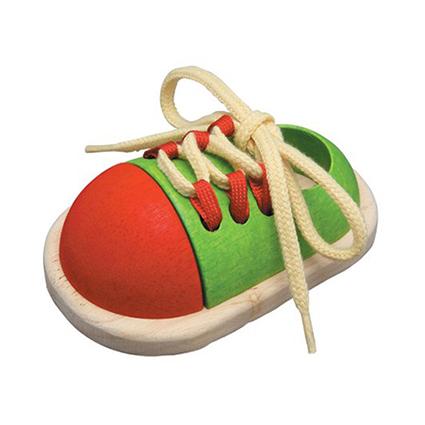 Tie Up Shoe
