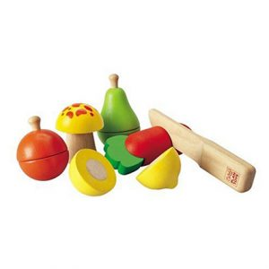Fruit & Vegetable Play Set