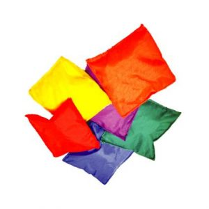 70D Nylon Beanbags 4""