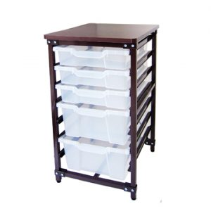 1 SECTION TRAY STORAGE