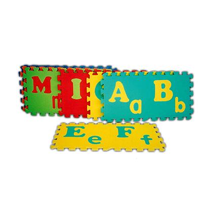 Eva Foam Alphabet