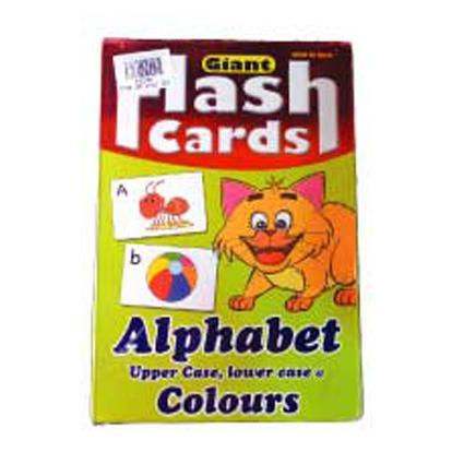 Alphabet & Colours