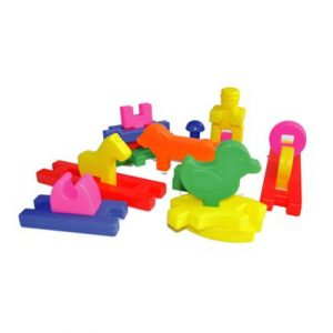 Animals Carnival Blocks C (92pcs)