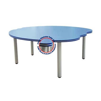 Apple Shaped Table