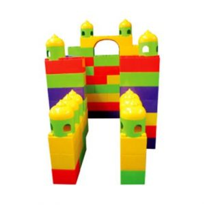 Arabic Huge Building Blocks (102pcs)