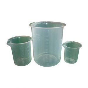 Beaker 100ml (Plastic)