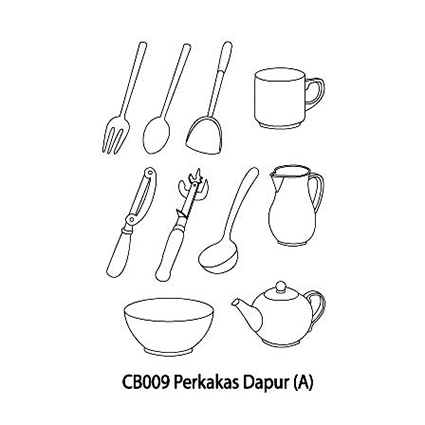 Perkakas Dapur (A)