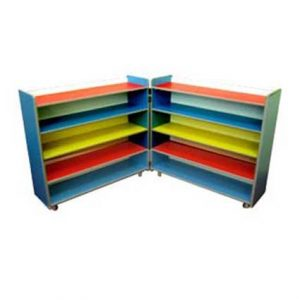 Folding Twin Book Rack