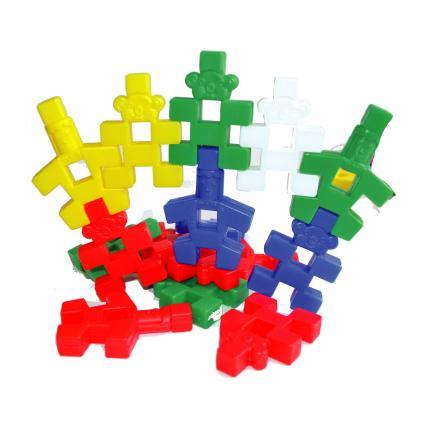 Clown Blocks (60pcs)