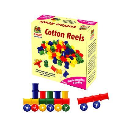 Cotton Reels (125 pcs)