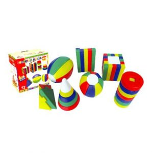 Creation Big Blocks (73pcs)
