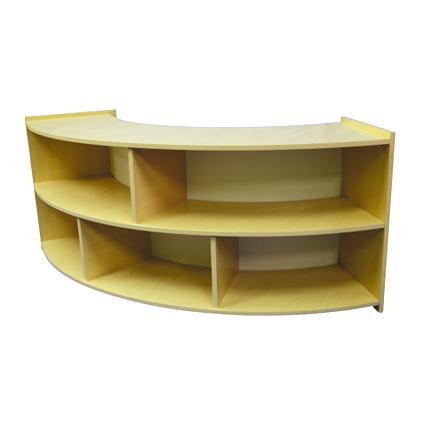 Curve Multiple Shelf