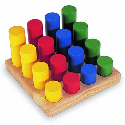 Cylinder Sorting Board