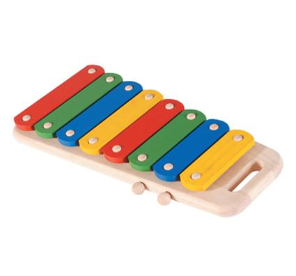 Eight Notes Xylophone
