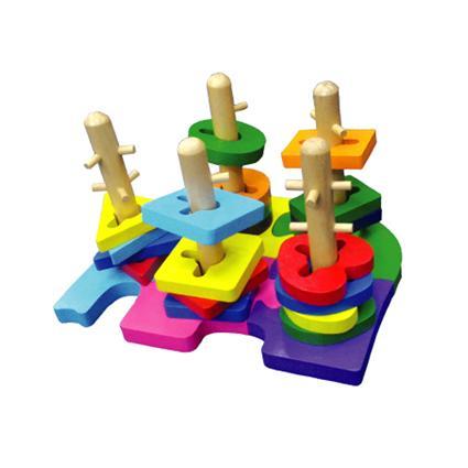 Elephant Block Set