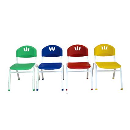 PVC Preschool Chair