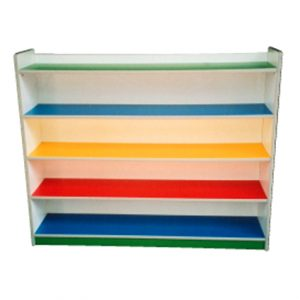 High Book Shelf