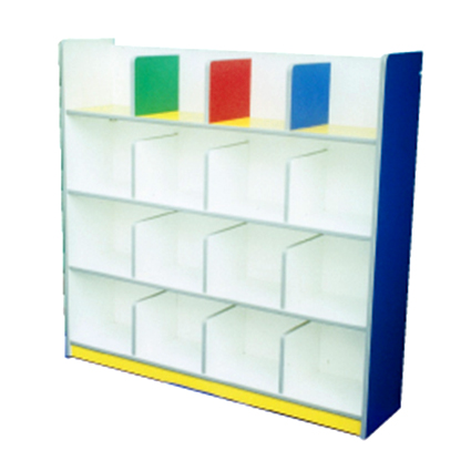 Bag Cubby Shelf