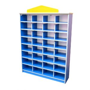 Shoe Rack (32 Holes)