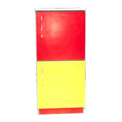 2 Tiers Cabinet with Doors
