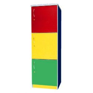 3 Tiers Cabinet with Doors