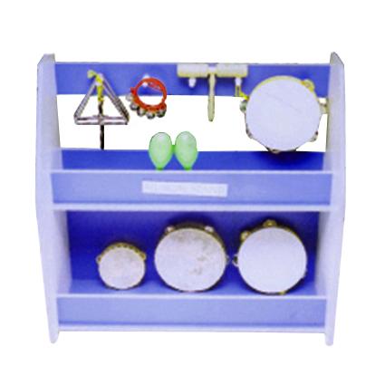 Musical Storage Shelf