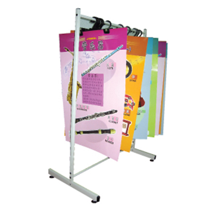 Wall Chart Stand
