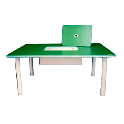 Rectangular Manupulative Table