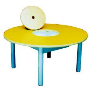 Round Manupulative Table