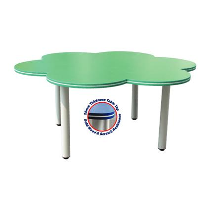 Flower Shaped Table