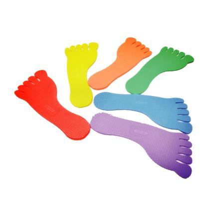 Foot Mark (6 Colours Set)