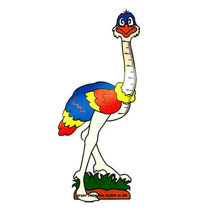 Ostrich Growth Chart