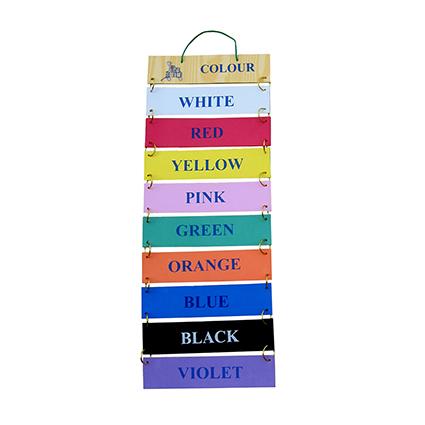 Colour Label