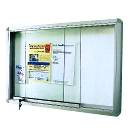 Glass Sliding Cabinet