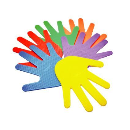 Hand Mark (6 Colours Set)