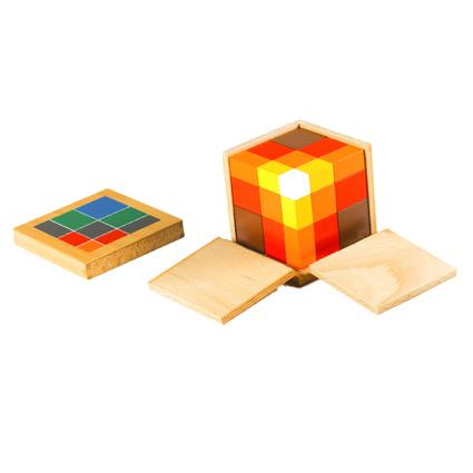 Hierarchical Trinomial Cube
