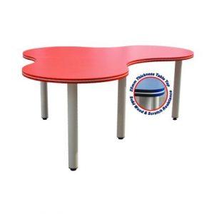 Island Shaped Table