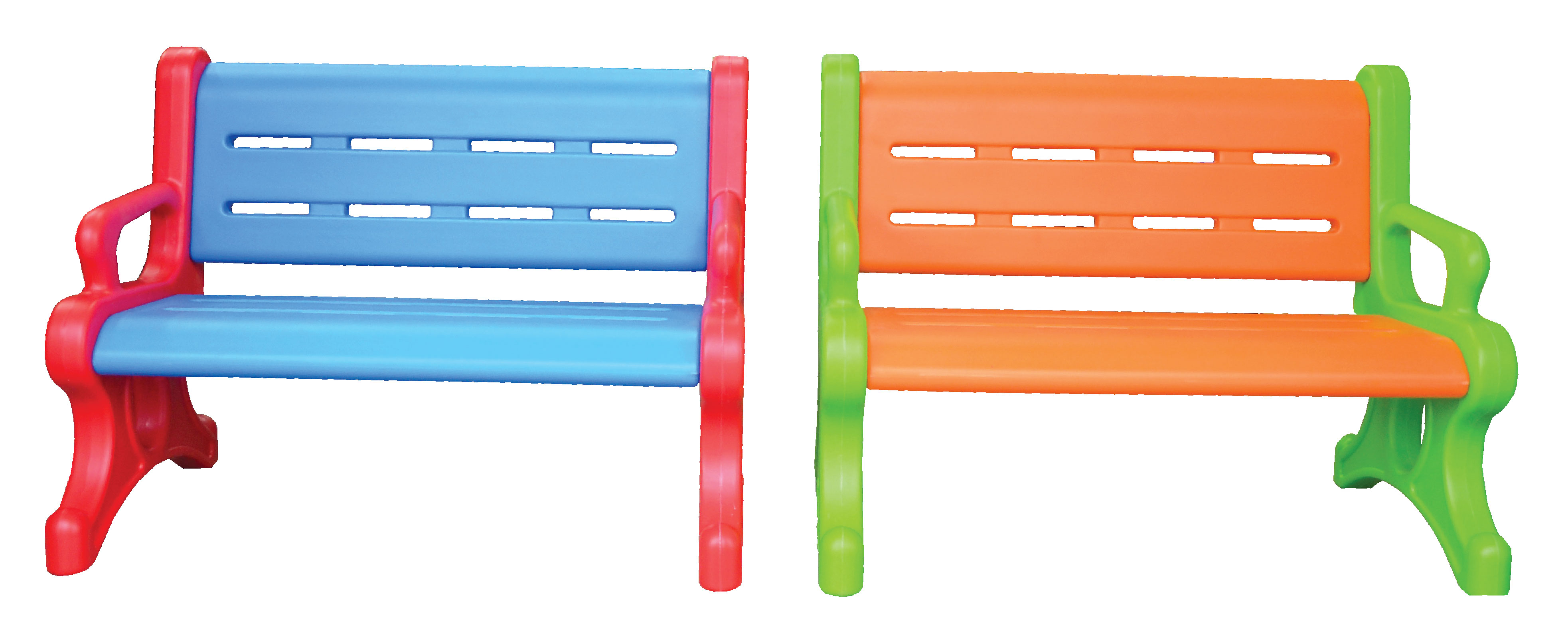 CHILDREN PLASTIC LEISURE BENCH