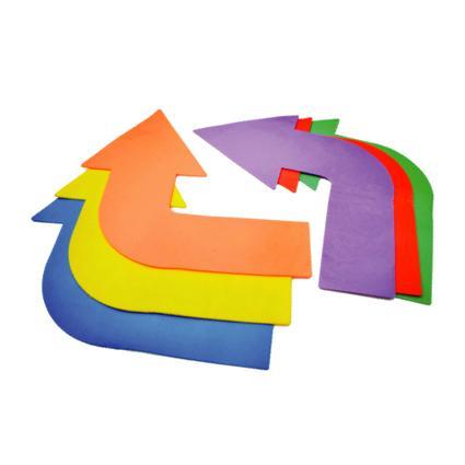 L Arrow Mark (6 Colours Set)
