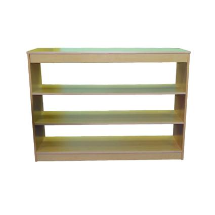 Low Book Shelf wothout Back