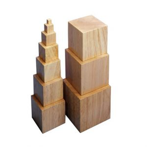 Graduational Cubes