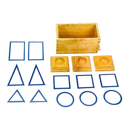 Geometric Plane Figures & Bases For Geometric Solids