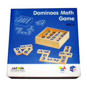 Dominoes Math Game