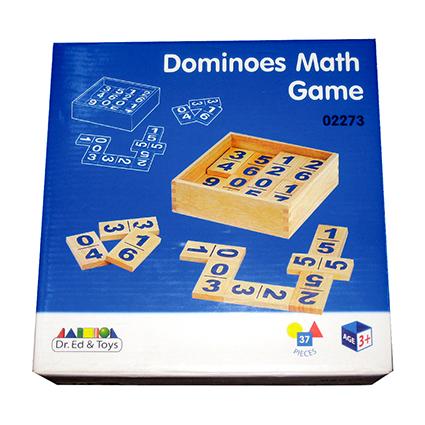 Dominoes Math Game