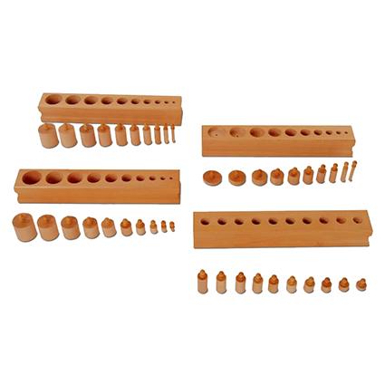 Knob Cylinders