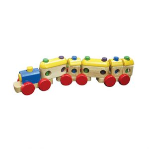 Train Blocks